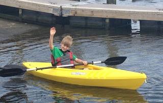 aspergers camp kindred kayaker