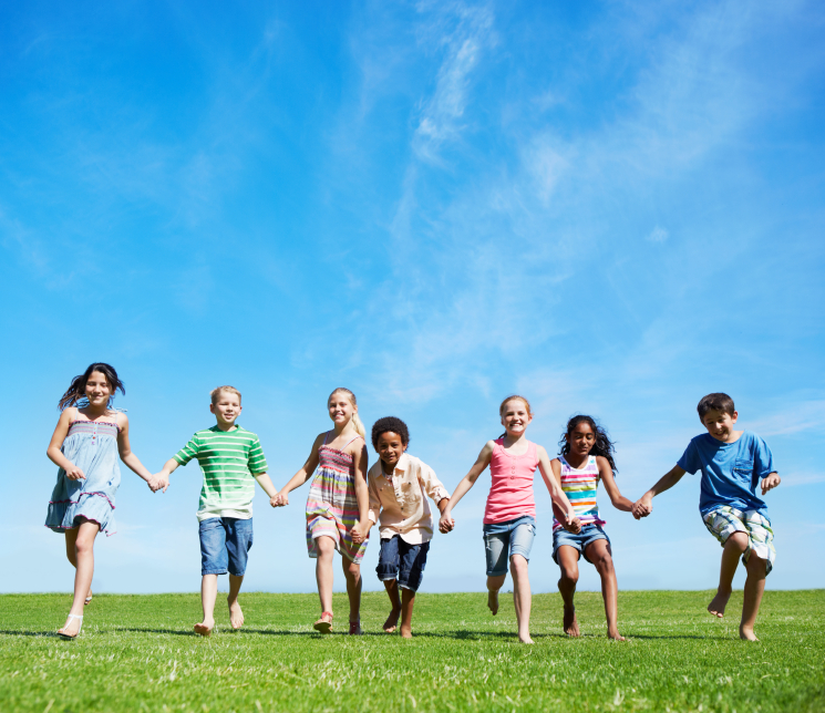 adhd solar intensity kids playing